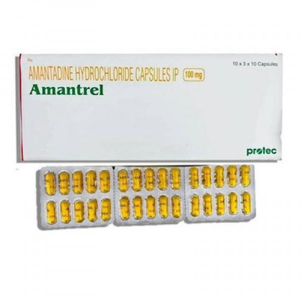 Amantadine 100mg ( Generic )
