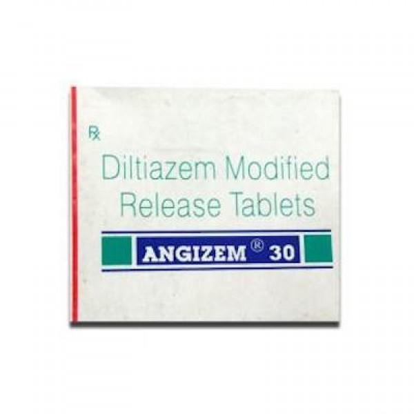 Cardizem Generic 30 mg Pill