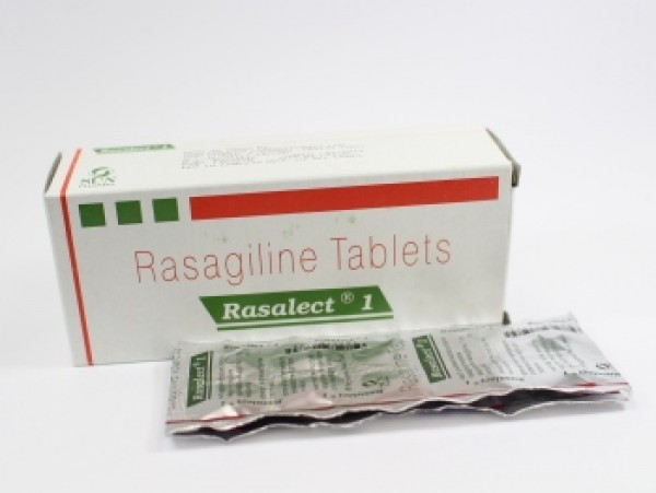 Azilect 1mg Tablets (Generic Equivalent)