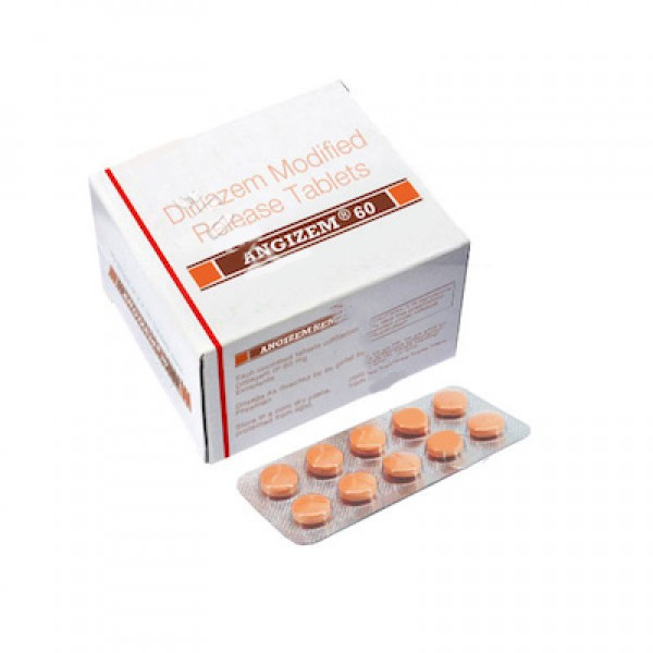Cardizem Generic 60 mg Pill