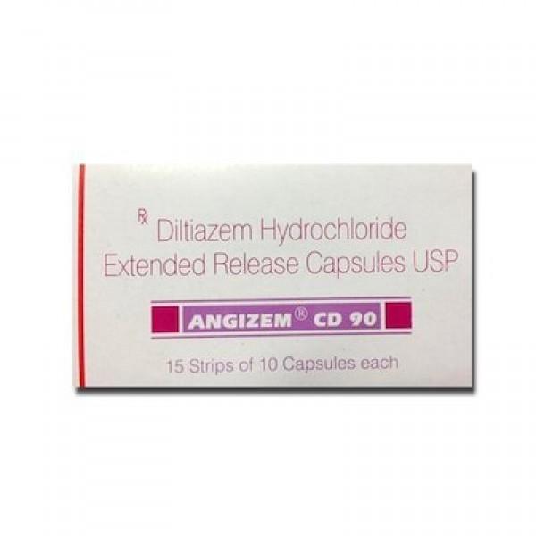 Cardizem Generic 90 mg Capsule