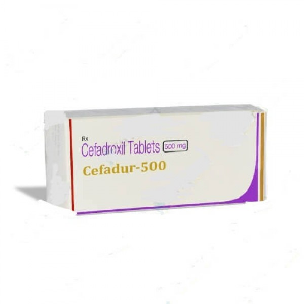 Duricef Generic 500 mg Pill