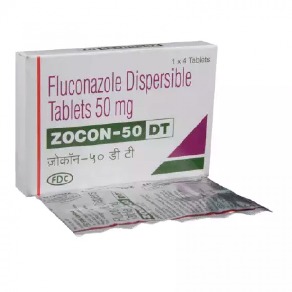 Diflucan 50mg tablet (Generic Equivalent)