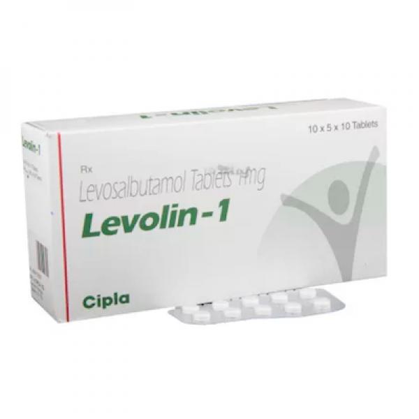 Levosalbutamol Generic 1mg Pill