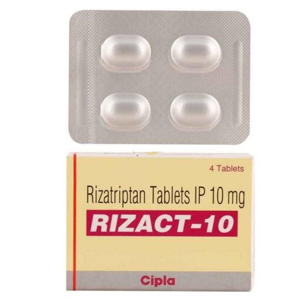 Maxalt 10mg Tablets (Generic Equivalent)