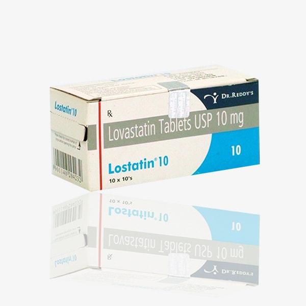 Mevacor 10mg Tablets (Generic Equivalent)