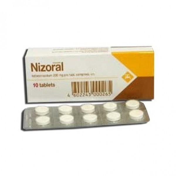Nizoral Generic 200 mg Pill