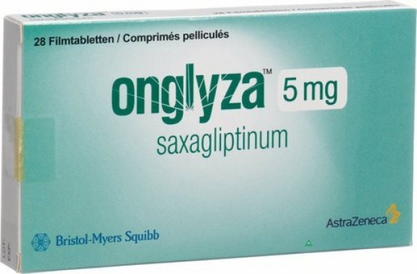 Onglyza 5 mg  Tablets (International Brand Version)