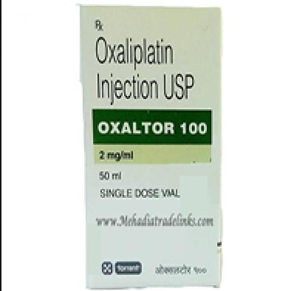 Eloxatin Generic 100 mg Injection