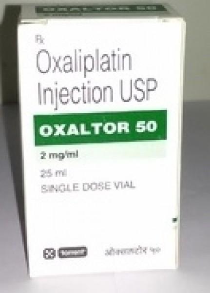 Eloxatin Generic 50 mg Injection