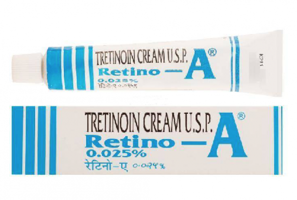 Retin A Cream .025 (20gm) Generic Equivalent