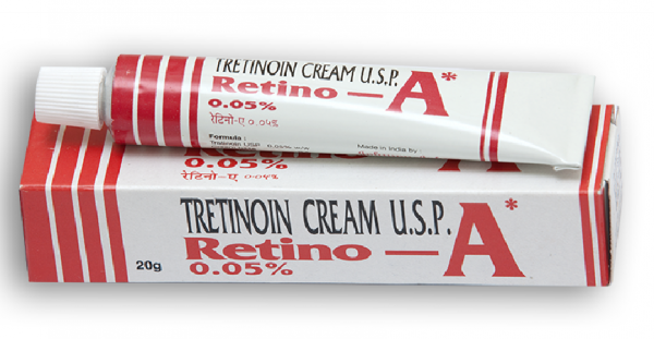 TRETINOIN 0.05 Percent Cream (20gm each)