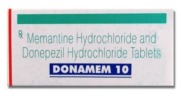 Namzaric Generic 5 mg / 10 mg Pill