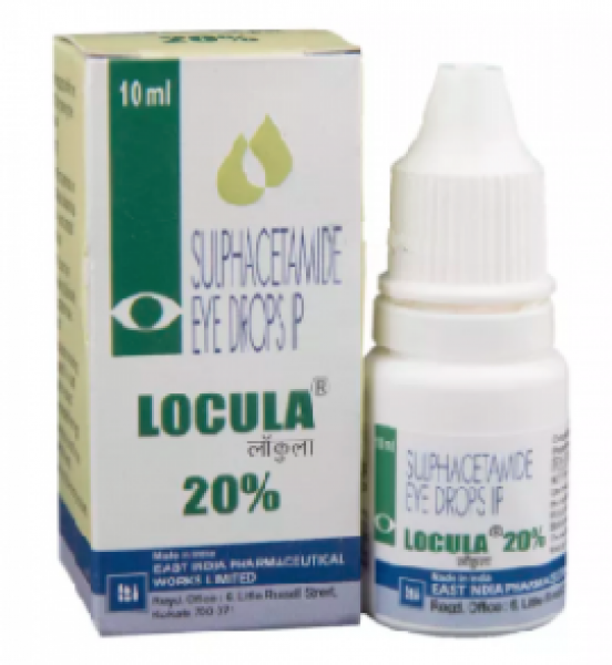 Bleph Generic 20 Percent   Eye Drops of 10ml