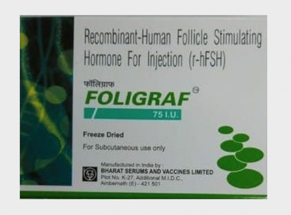 Follistim AQ Generic 75 IU Injection