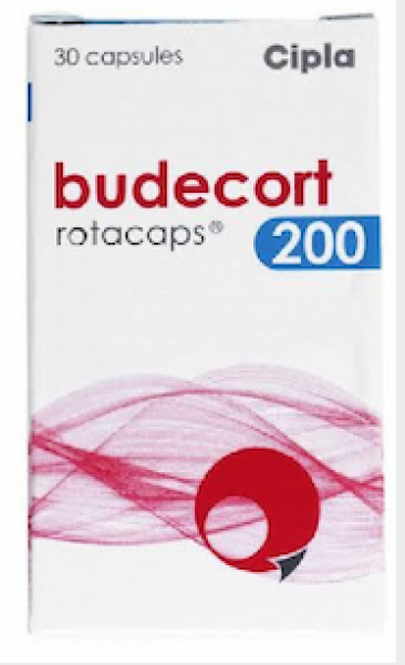 Pulmicort Generic 200 mcg Rotacaps with Rotahaler