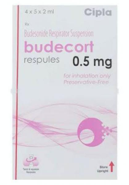 Pulmicort Generic 0.5 mg / 2 mL Respules
