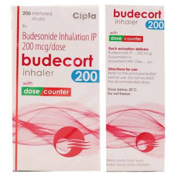 Pulmicort Generic 200 mcg Inhaler ( 200 Doses )