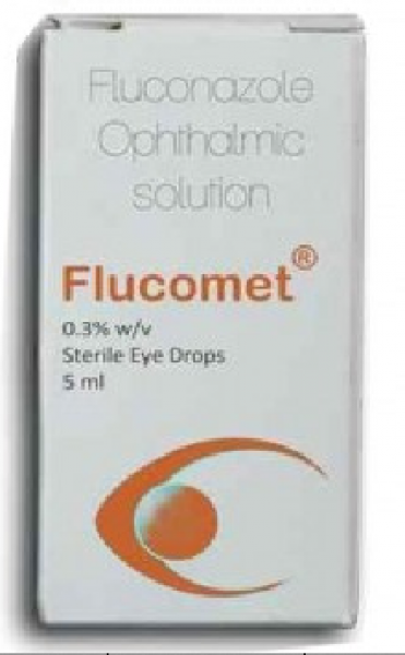 Fluconazole Generic 0.3 % Eye Drops