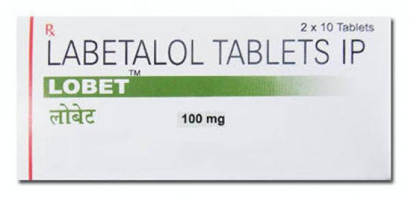 Trandate Generic 100 mg Pill