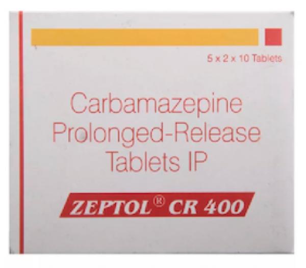 Tegretol XR Generic 400 mg Pill