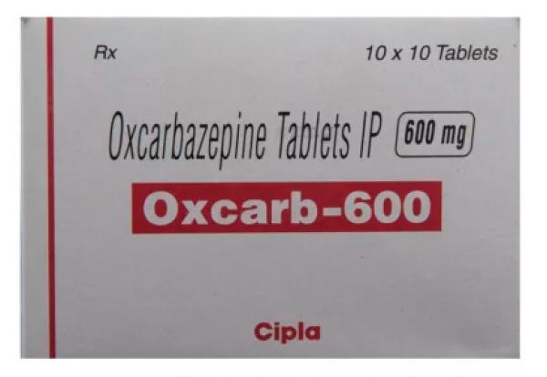 Trileptal Generic 600 mg Pill