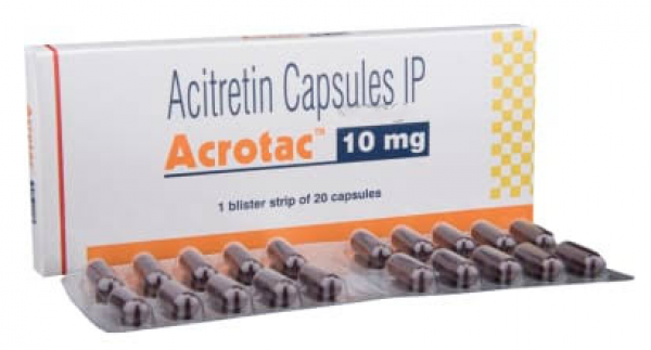 Soriatane Generic 10 mg Capsule