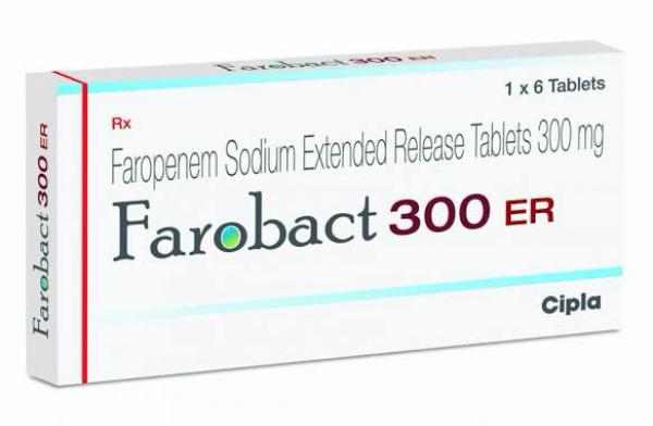Faropenem Generic 300mg ER Pill