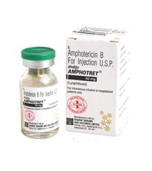 Fungizone Generic 50 mg Injection