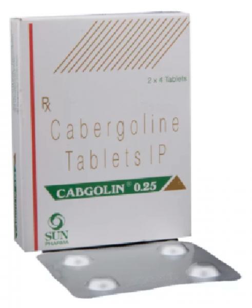 Dostinex Generic 0.25 mg Pill