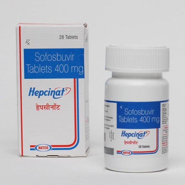 sofosbuvir 400mg tablets ( Generic Brand ) Tablets