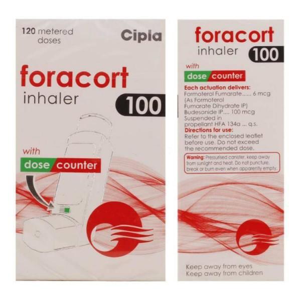 Symbicort 100/6mcg Inhaler (Generic Equivalent) (120 Doses)