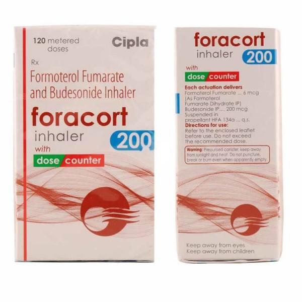 Symbicort 200/6mcg Inhaler (Generic Equivalent) (120 Doses)