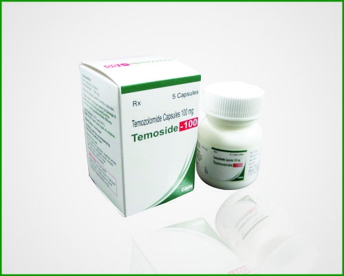 Temozolomide 20mg Capsules