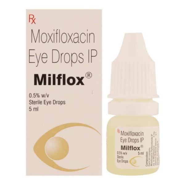 Vigamox 0.5 Eye Drops 5ml Bottle ( Generic Equivalent )