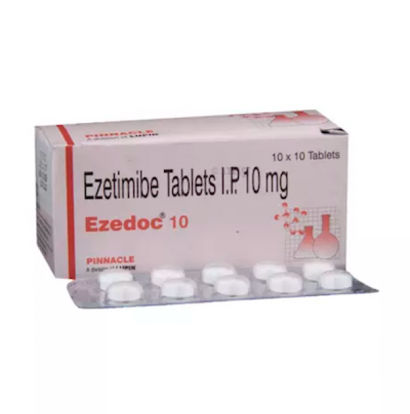 Zetia 10mg Tablets  (Generic Equivalent)