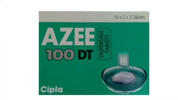 Zithromax  100mg tablet (Generic Equivalent)