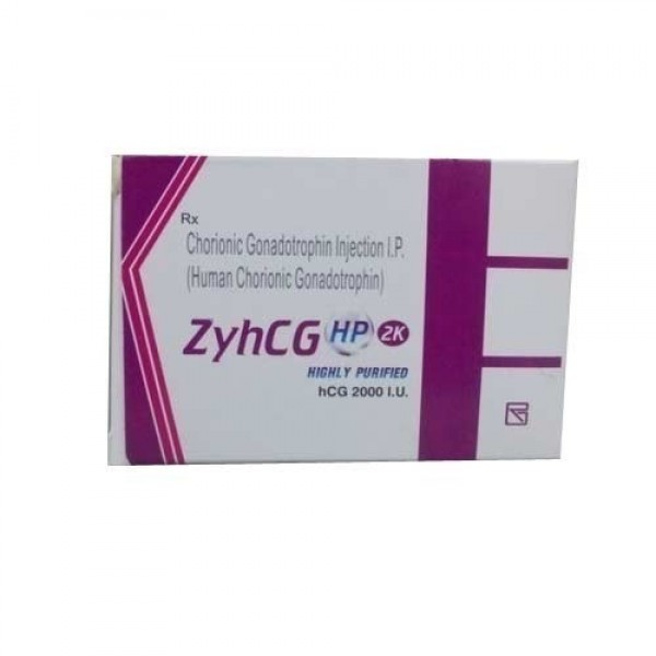 ZY Hcg 2000iu injection ( Freeze Dried )