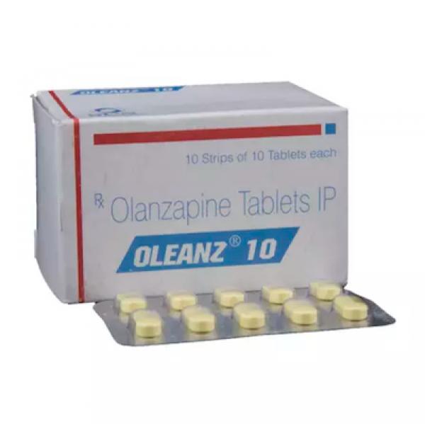 Zyprexa 10mg Tablets  (Generic Equivalent)